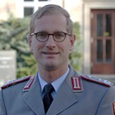 Porträtfoto Oberstleutnant i.G. Stefan Quandt