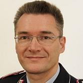 Porträtfoto von Oberst i.G. Dr. Norbert Eitelhuber