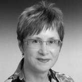 Portraitbild von Ursula Blanke, Studienreferentin Innenpolitik der Bundesakademie für Sicherheitspolitik