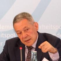 Porträtfoto von Harald Kindermann, Generalssekretär der Deutschen Gesellschaft für Auswärtige Politik