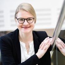 Porträtfoto von Friederike Kies