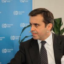 Portraitaufnahme von Juan Pablo García-Berdoy Cerezo, spanischer Botschafter in Berlin