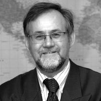 Porträtfoto Wolfgang Rudischhauser