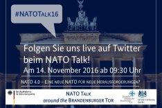 Twitter-Bild NATO talk