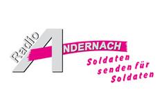 "Logo des Bundeswehr-Hörfunksenders ""Radio Andernach"""