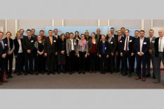 Gruppenfoto der Teilnehmer. Foto: BAKS / Mochow