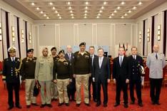 Pakistanische Delegation zu Gast an der BAKS