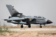 Tornado Kampfjet der Bundeswehr