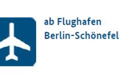 Logo Flughafen Schönefeld