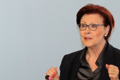 Portraitbild von Heidemarie Wieczorek-Zeul