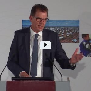 Kernaussagen der Rede von Dr. Gerd Müller, Bundesminster BMZ
