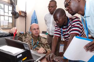 Ausbildung malischer Wissenschaftler in moderner Infektionsdiagnostik unter Feldbedingungen
