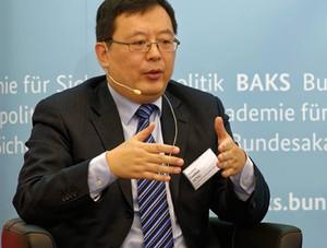 Botschaftsrat Zeng Fanhua - Presseattaché der chinesischen Botschaft in Berlin