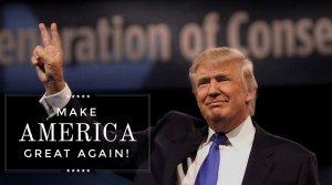 Der künftige US-Präsident Donald Trump