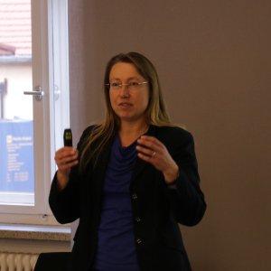 Dr. Kerstin Cuhls, Fraunhofer-Institut für System- und Innovationsforschung. Foto: BAKS / Mochow