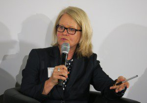 Dr. Elke Löbel beim DFS 2016