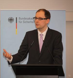 Dr. Patrick Keller, Koordinator Außen- und Sicherheitspolitik bei der Konrad-Adenauer-Stiftung in Berlin