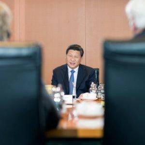 Xi Jinping Staatspräsident der Volksrepublik China