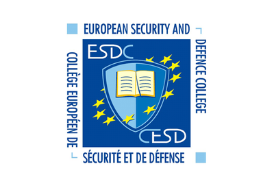 Logo des European Security and Defence College