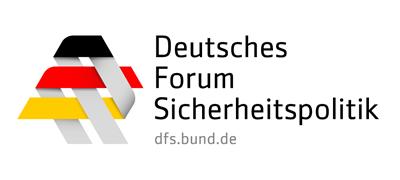 Logo des Deutschen Forums Sicherheitspolitik