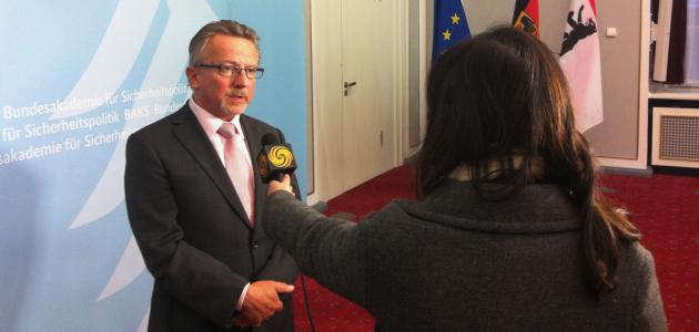 Akademiepräsident Dr. Karl-Heinz Kamp im Interview
