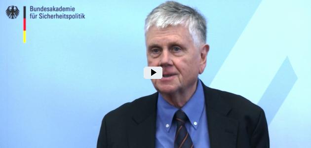 BAKS-Präsident a.D. Dr. Hans-Dieter Heumann