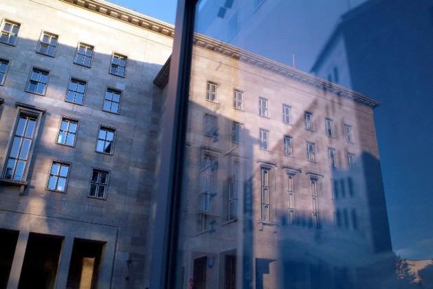 Hauptsitz des Bundesministeriums der Finanzen ist das Detlev-Rohwedder-Haus.