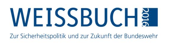 Logo Weissbuch 2016