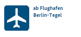 Logo Flughafen Tegel