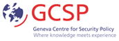 Logo des Geneva Centre for Security Policy