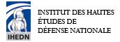Logo des Institut des hautes études de défense nationale