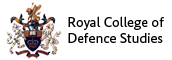 Wappen des Royal College of Defence Studies